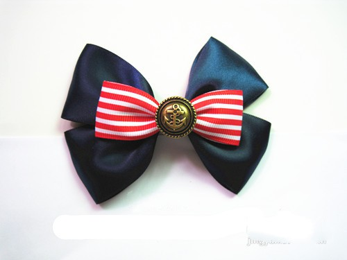 how to make hair bow with cardboard and sticks