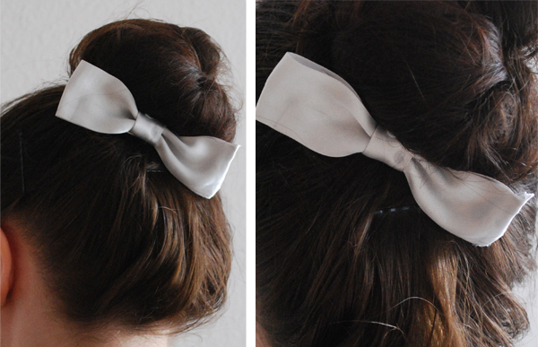 DIY A  Hair Bow For Yourself