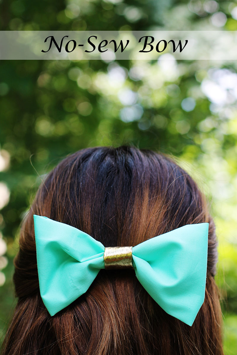 How To Make A Elegant And Pretty Hair Bow Clip