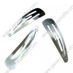 50mm Shiny Classic Snap Clips-50PCS