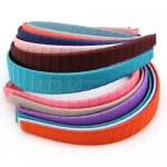 Ribbon Covered Headbands