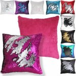 Reversible Sequin Pillow Case