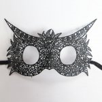 10pcs Eye Mask Lace Sexy Masquerade Owl Halloween Ball Party Fancy Dress Costume