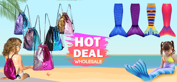 mermaid bag , mermaid tail wholesale hot deal