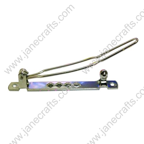 46mm Snap Bar Barrettes/Hair Clips-100PCS