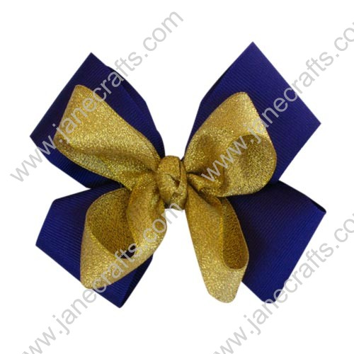 Layered Boutique Pinwheel Bows