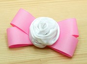 Step By Step:  How To Make a Easy Hair Bow