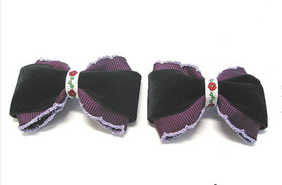 Step By Step:  How To Make a Layered Bowtie Bow